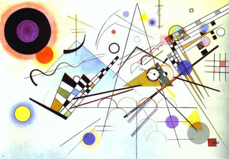 Image of Composition VIII by Wassily Kandinsky